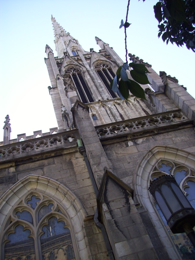 Grace Episcopal, Broadway By: Gabriela Yareliz
