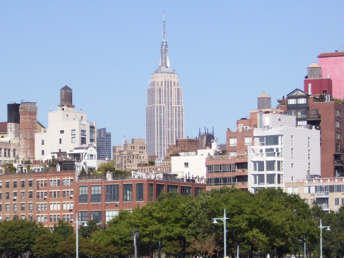 My friend, the Empire State Building By: Gabriela Yareliz