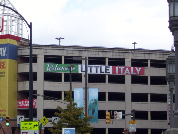 By: Gabriela Yareliz Welcome to Little Italy.