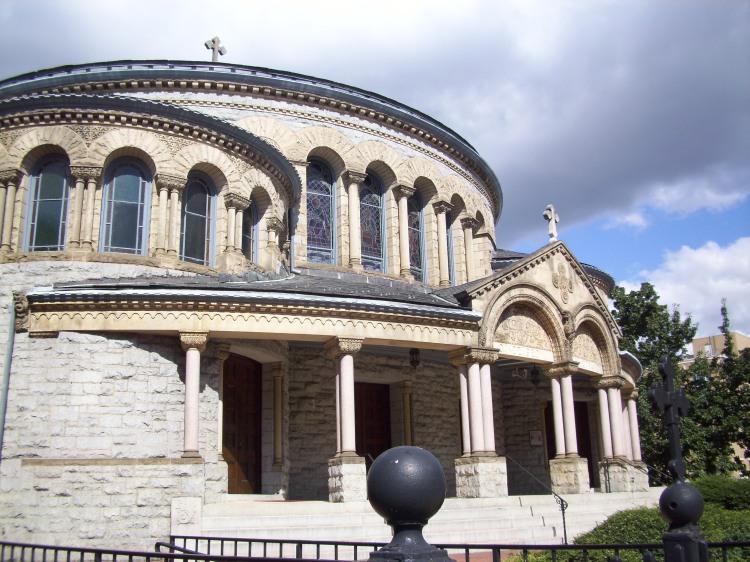 By: Gabriela Yareliz Orthodox Church. Stunning.