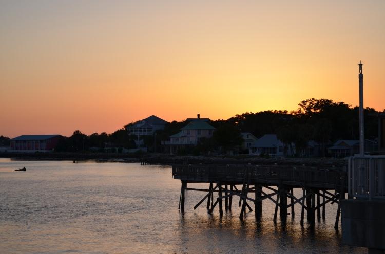 A Floridian sunset. By: Gabriela Yareliz