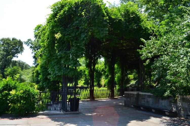 Conservatory Garden, Central Park; Belongs to Gabriela Yareliz