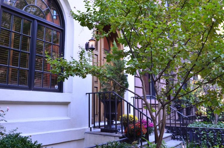 West Village doors; Belongs to: Gabriela Yareliz