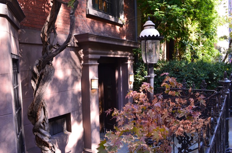 Autumn in the village; Belongs to: Gabriela Yareliz