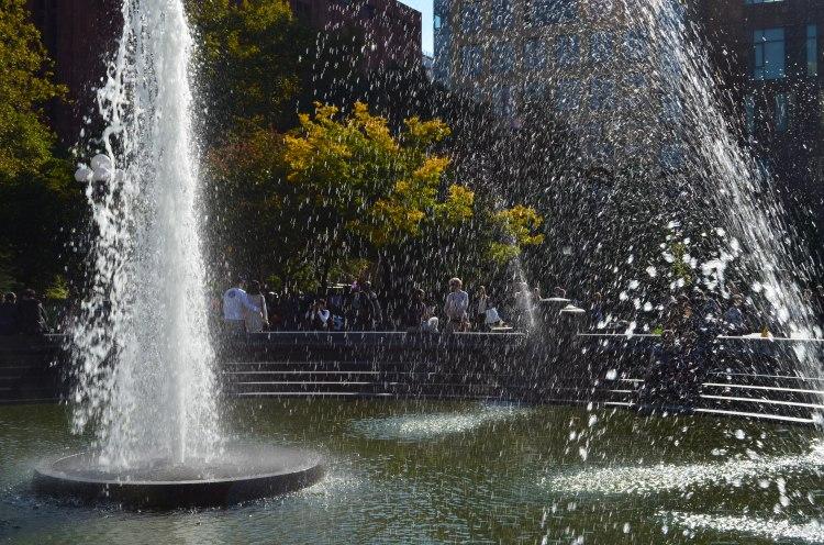 WSP Fountain; Belongs to: Gabriela Yareliz