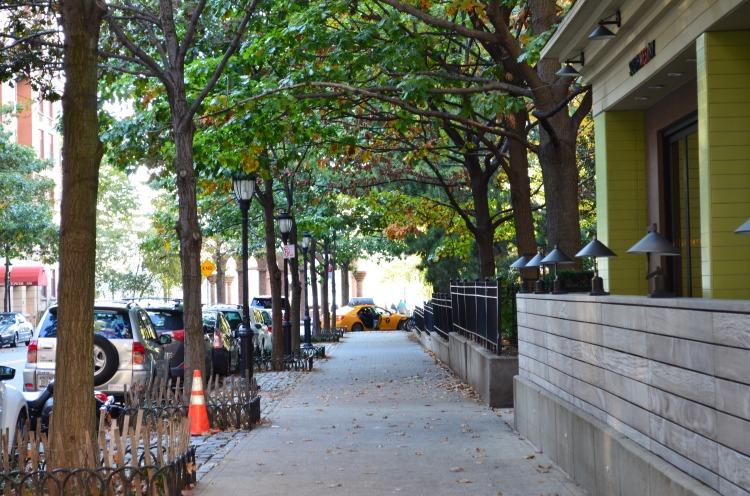 South End (Lower Manhattan); Belongs to: Gabriela Yareliz